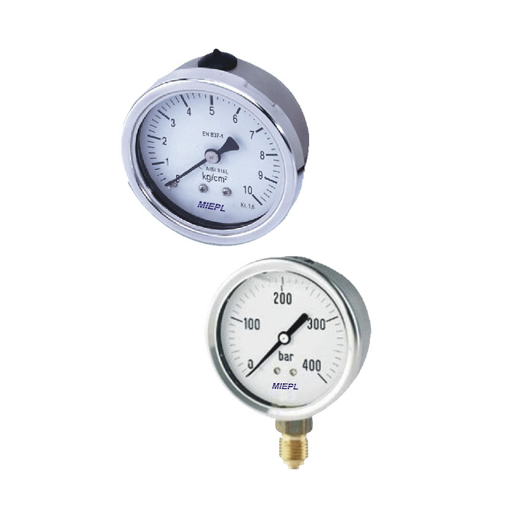 Commercial Gauges MIEPL