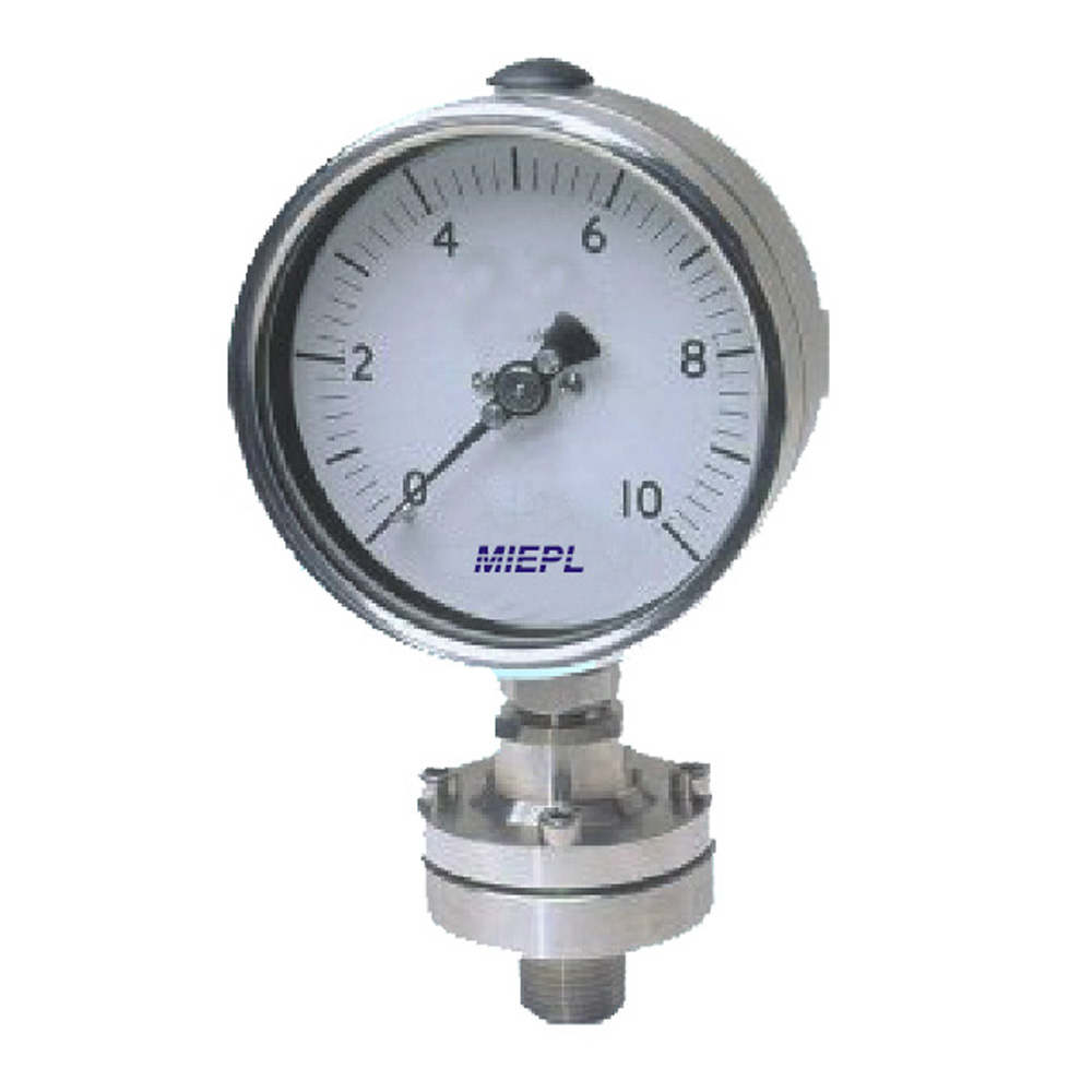 Sealed Diaphragm Gauge MIEPL