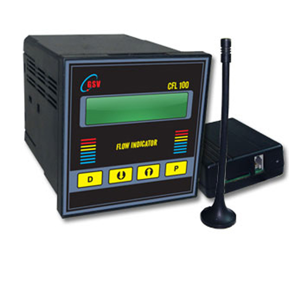Flow Data Logger with GSM Communication