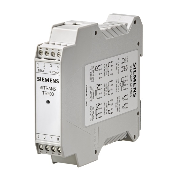 SITRANS TR200 two-wire system,universal Transmitters
