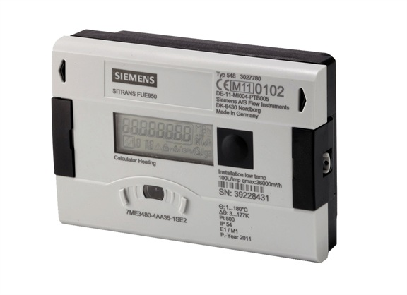 SITRANS FUE950 energy calculator Siemens