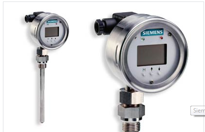 SITRANS TF2 c/w Integrated PT100 Temperature Sensor Temperature Transmitter Siemens
