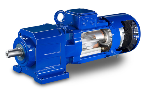 IE4-PM Synchronous Geared Motors