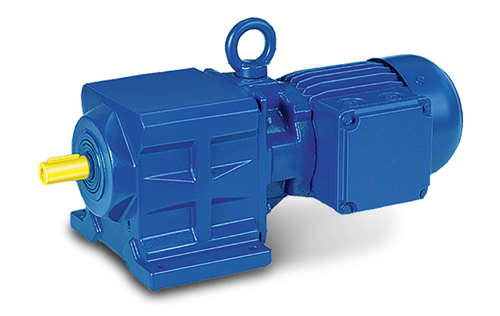 BG Series Helical Geared Motor |