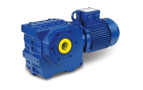 BS Series Worm Geared Motor