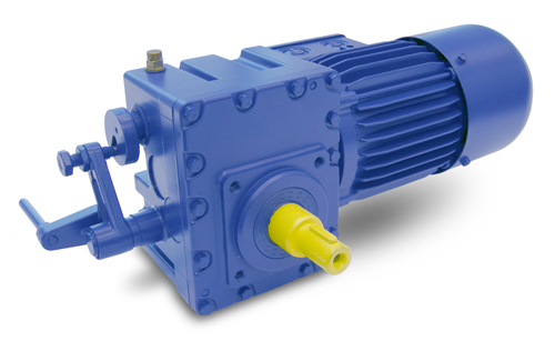 BM Series Monorail Geared Motor