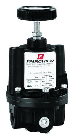 Precision Back Pressure Regulator (M10BP) FAIRCHILD