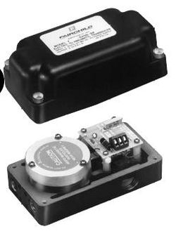 Fast Response E/P, I/P Pressure Transducers (T5200) FAIRCHILD