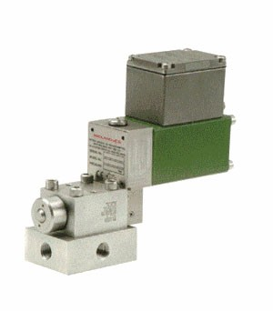 MIDLAND ACS DN3 SERIES - BALL SEATED HYDRAULIC SOLENOID PILOT VALVE