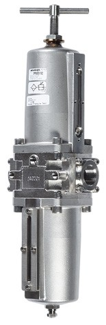 MIDLAND ACS MODEL 3500 - STAINLESS STEEL FILTER REGULATOR