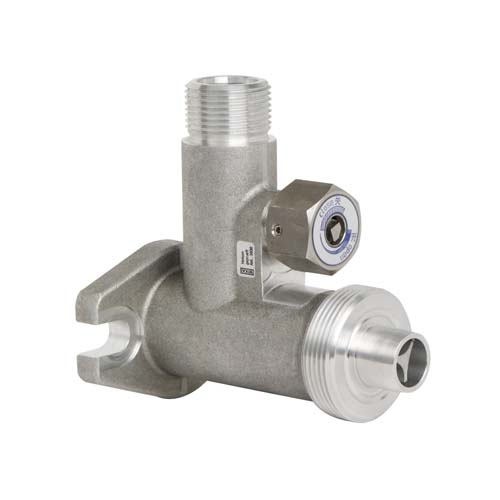 Model GLTC10 combination valve Gas Leak Tight Connection 3-way combination valve