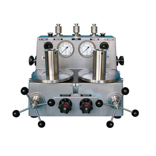 Model CPB6000DP Primary standard differential pressure balance Wika