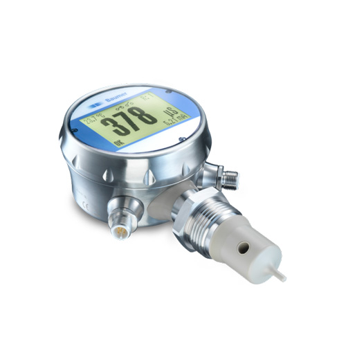 Conductivity measurement CombiLyz AFI4 Inductive conductivity transmitter Baumer