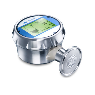 Pressure and continuous level measurement CombiPress PFMH