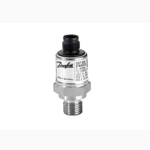 DST P92S Pressure transmitter for SIL-2 applications Danfoss