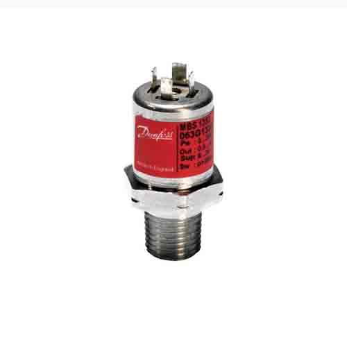 MBS 1350, OEM Pressure transmitter with dual output and pulse snubber Danfoss