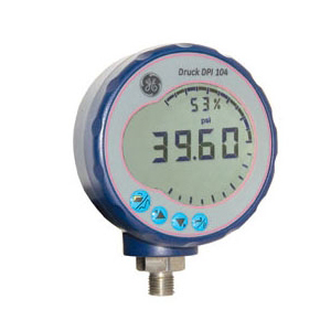 DPI 104 Digital Pressure Testing Gauge GE Mesurement