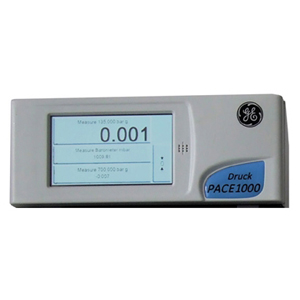PACE1000 series High Precision Pressure Indicator GE Mesurement