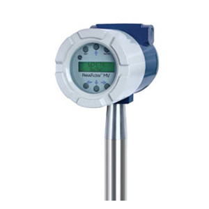 PanaFlow MV82 Insertion Multivariable Mass Vortex Flow Meter GE Mesurement