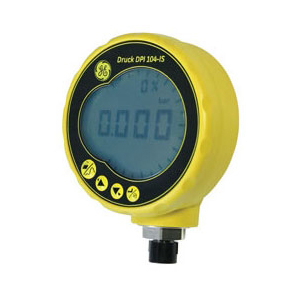 DPI104-IS Intrinsically Safe Digital Pressure Gauge GE Mesurement