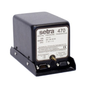 Model 470  Digital Pressure Transducer setra