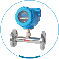 Battery Operated Turbine Flow Meter : FL-106