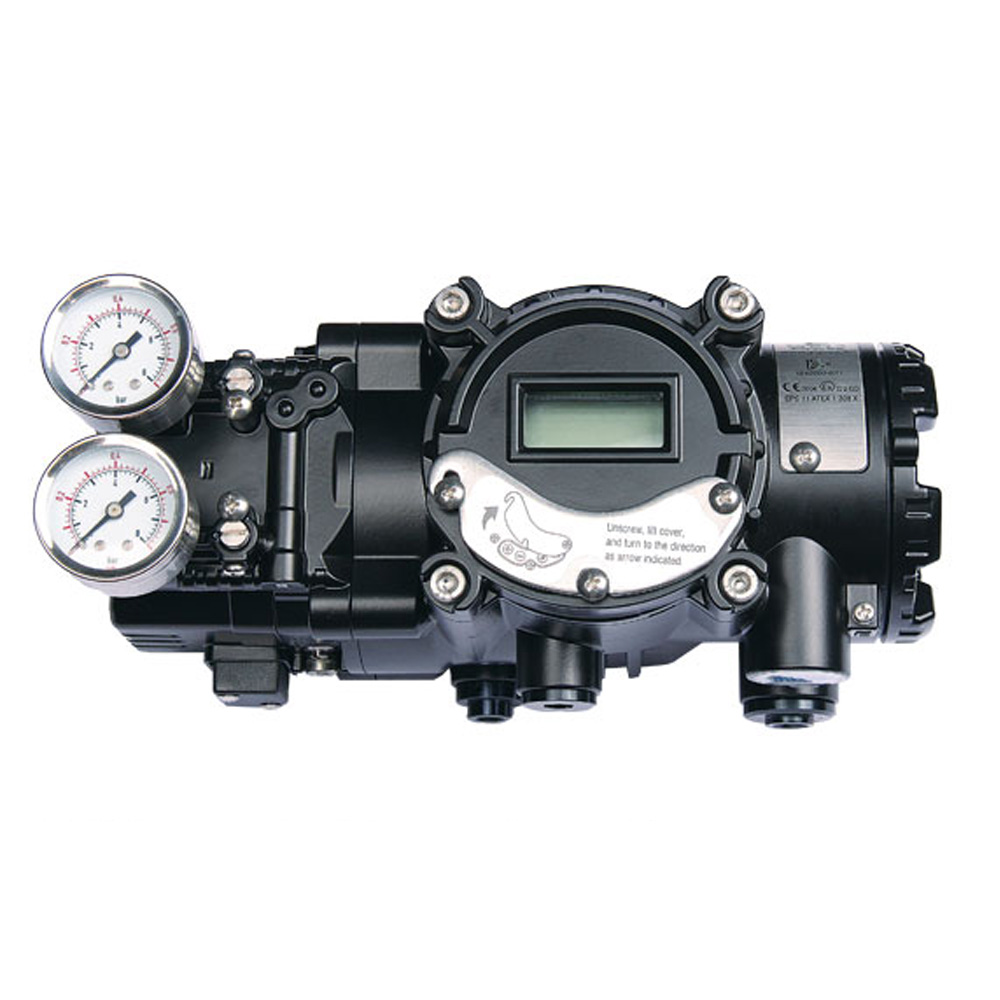 YT-3400, YT-3450 Series Electro Pneumatic Smart Valve Positioner for Valve Stroke Control