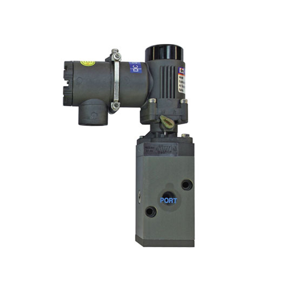 Rotork YT-700D Series 4 Way Type Explosion Proof Solenoid Valve
