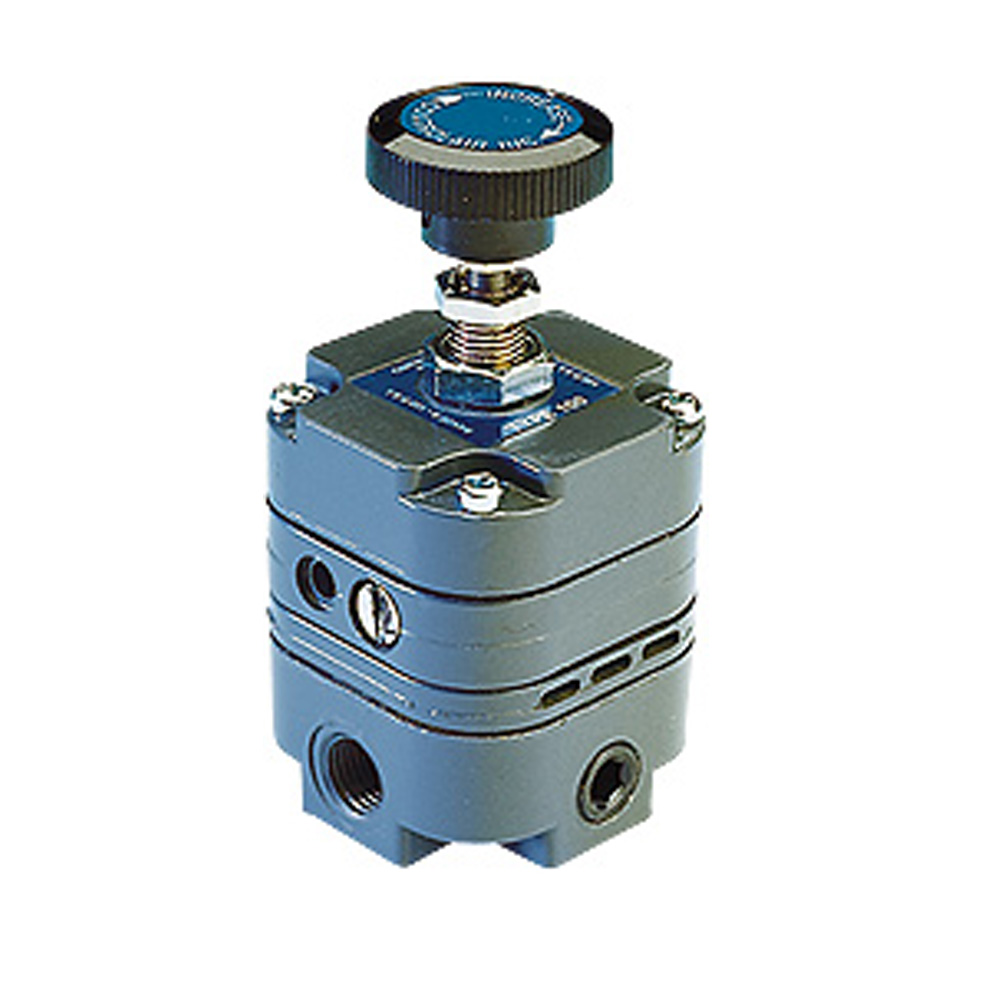 Type 100 Precision Pneumatic Air Pressure Regulator ControlAir