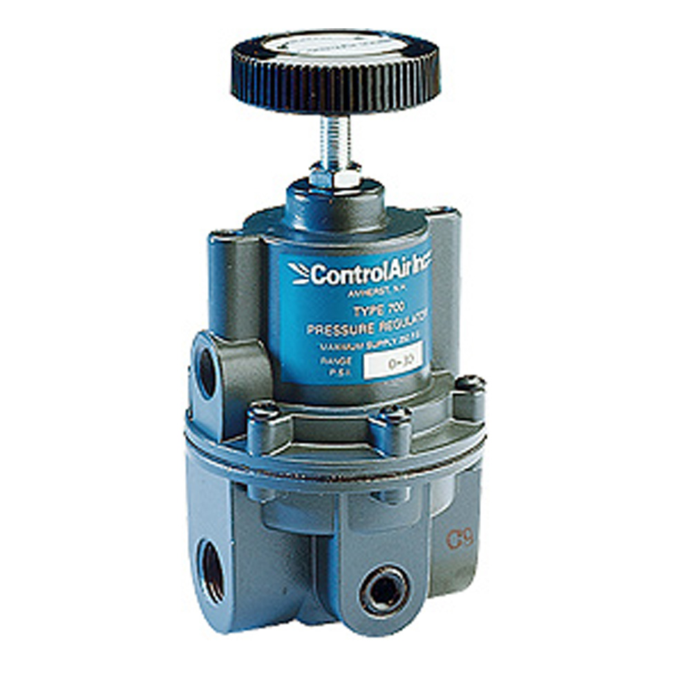 Type 700 High Flow Pneumatic Pressure Regulator