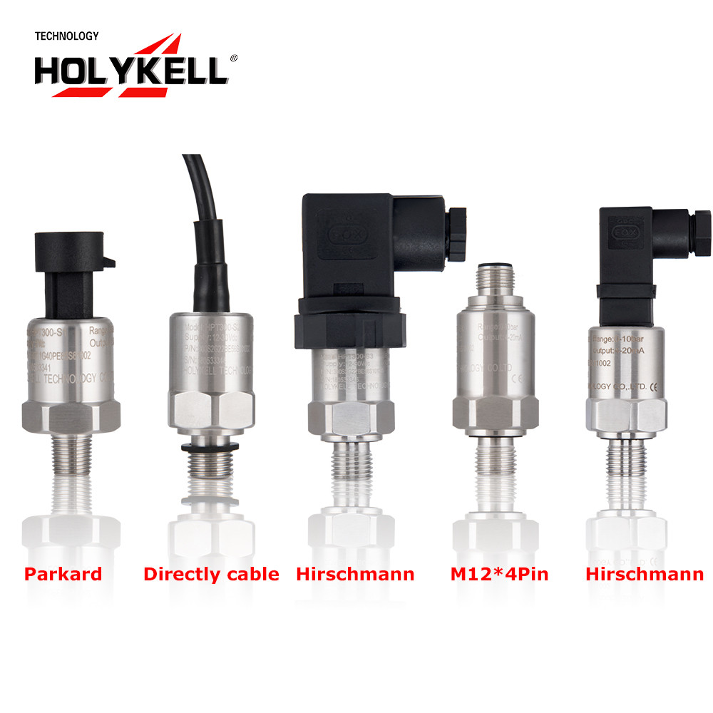 Holykell HPT300-S OEM 4-20mA mechanical pressure transducer pressure transmitter