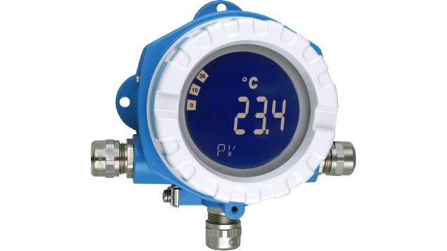 Temperature field transmitter - iTEMP TMT142 HART Protocol Endress Hauser (E+H)
