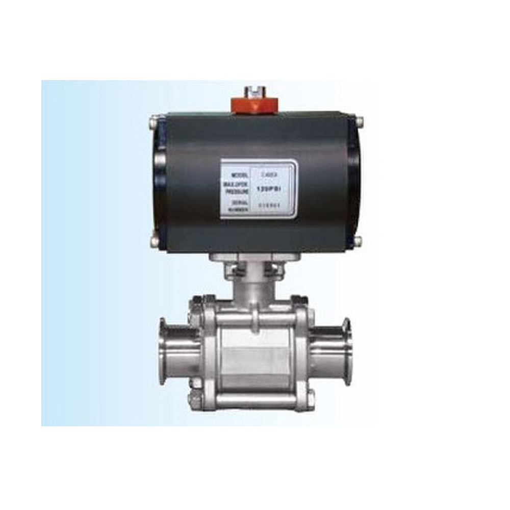 Mount Actuator for Ball Valve MIEPL