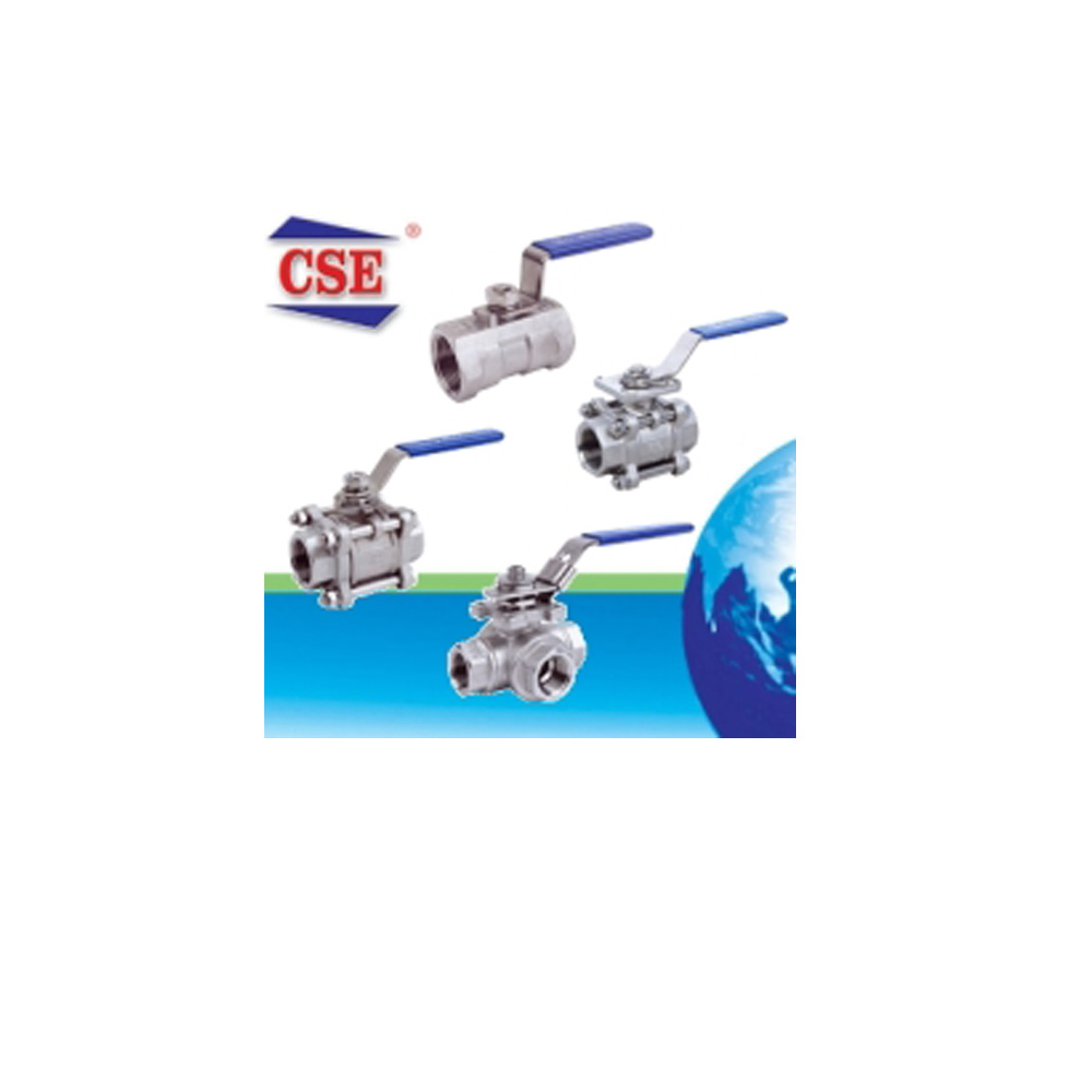 Screwed End Ball Valves MIEPL