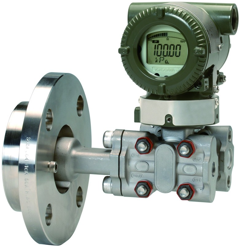 EJA210E Flange Mounted Differential Pressure Transmitter Yokogawa