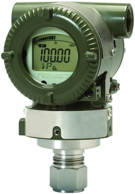 EJA510E and EJA530E Absolute and Gauge Pressure Transmitter Yokogawa