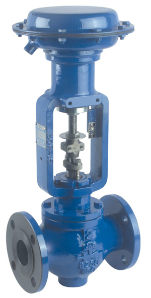 GLOBE 2 WAY VALVE (Diaphragm Operated Valve) Pneucon Automation