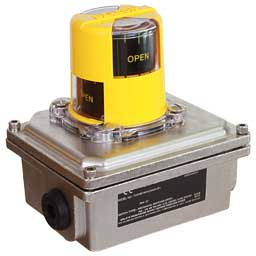 Intrinsically Safe Rotary Position Monitors ATEX/IEC