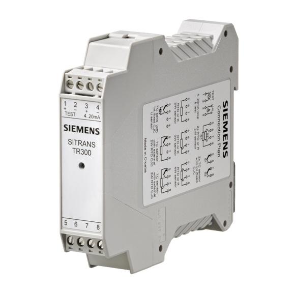 SITRANS TR300 universalHART Temperature Transmitters