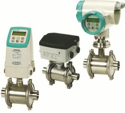 SITRANS FM MAG 1100 F Sanitary Magnetic Flow Sensor Flow meter
