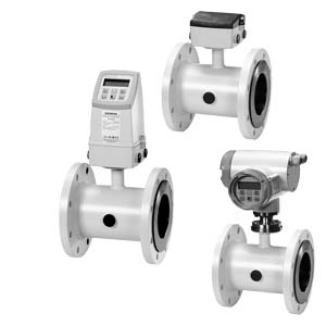 Sitrans MAG 3100 and MAG 3100 HT Magnetic Flow sensor Flow Meter