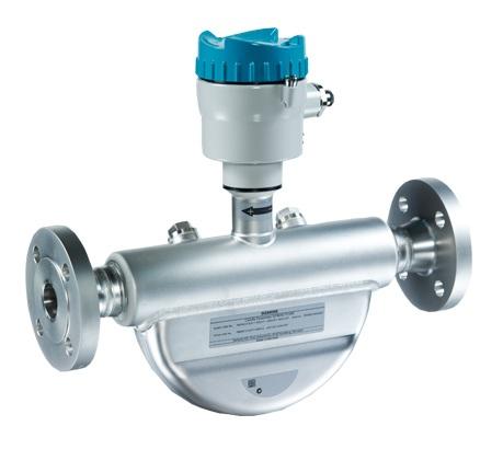 SITRANS FC430 Coriolis Mass Flow sensor Flowmeter