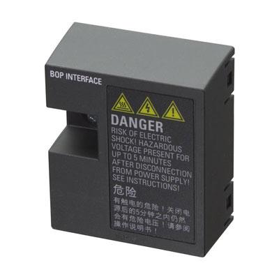 BOP (Basic Operator Panel) Siemens SINAMICS V20 - 6SL3255-0VA00-2AA1 (VFD)