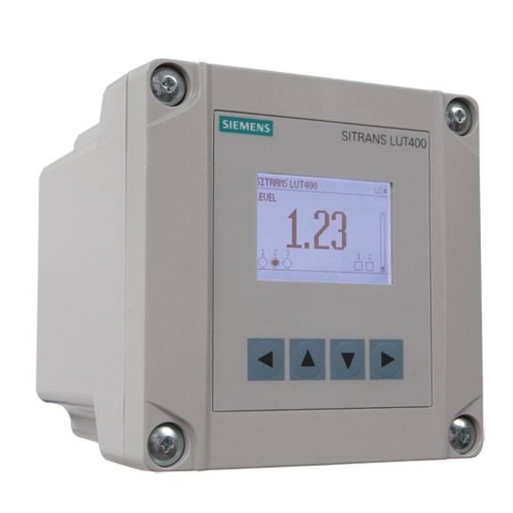 SITRANS LUT400 series long-range ultrasonic controllers