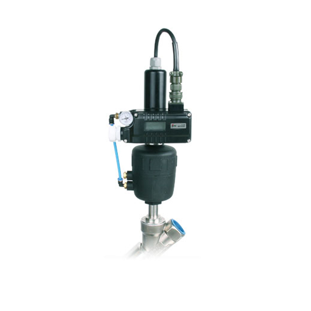 Rotork YT-2701 Series Electro Pneumatic Smart Valve Positioner for Valve Stroke Control