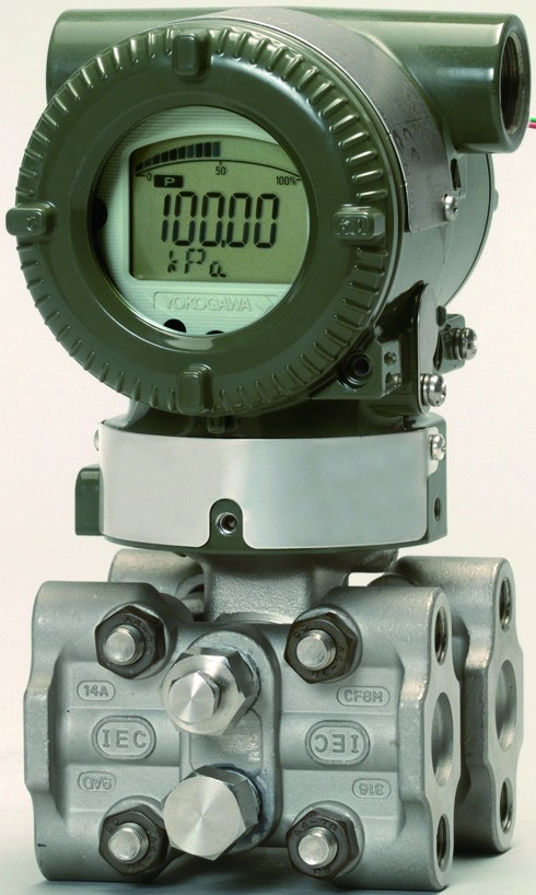 Model EJA110E Differential Pressure Transmitter